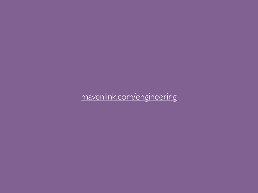 mavenlink.com/engineering