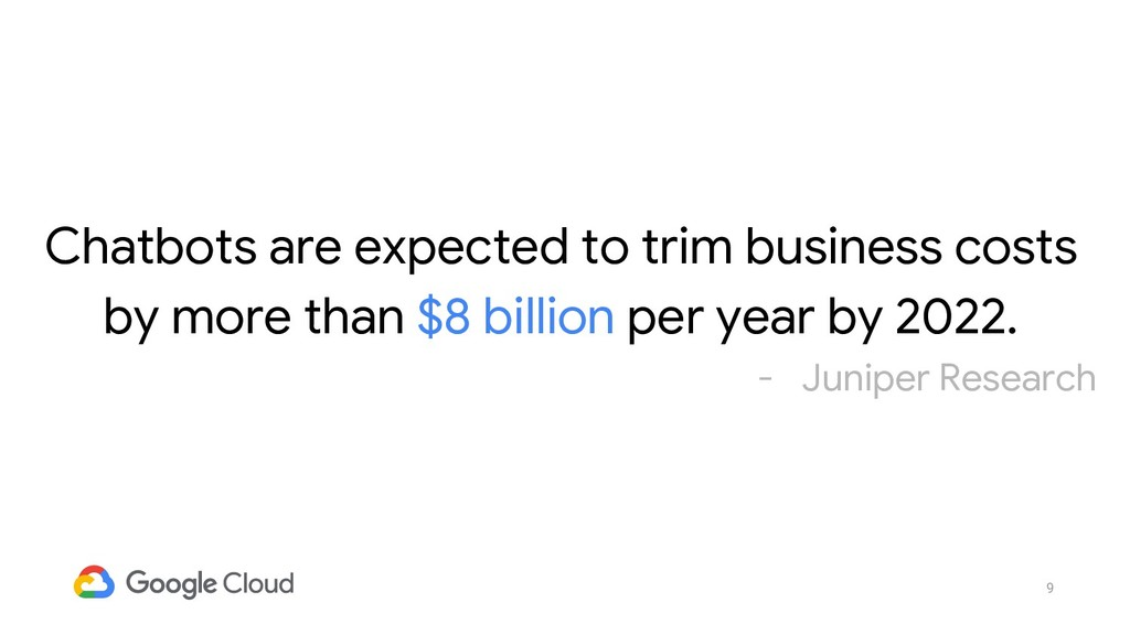 9 Chatbots are expected to trim business costs ...