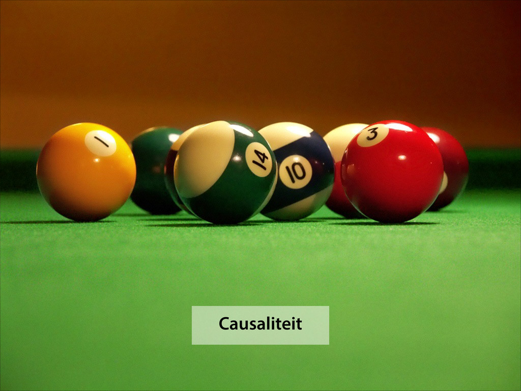 Causaliteit
