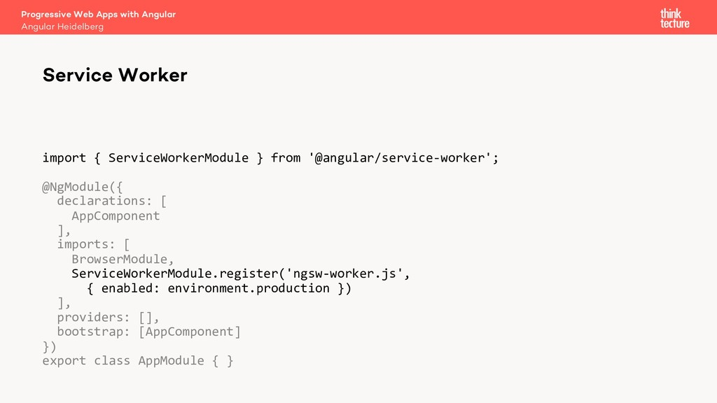 import { ServiceWorkerModule } from '@angular/s...