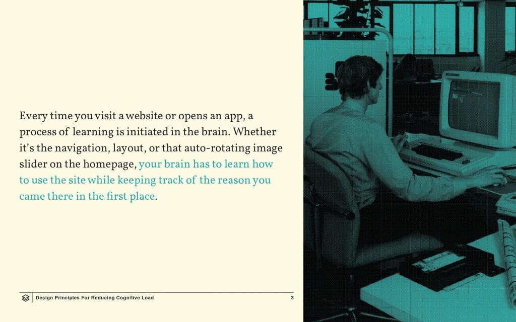 Design Principles For Reducing Cognitive Load 3...