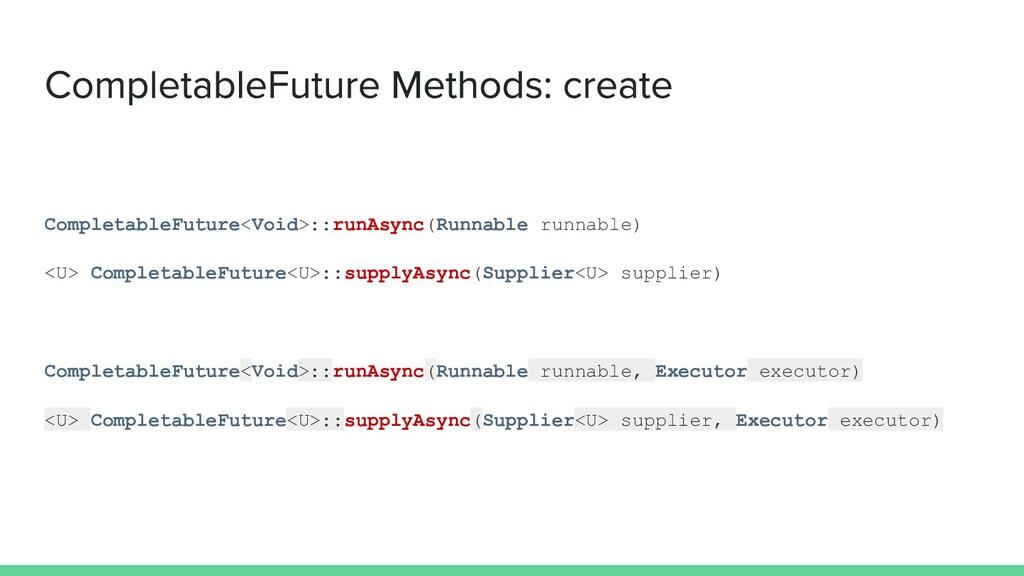 CompletableFuture<Void>::runAsync (Runnable run...