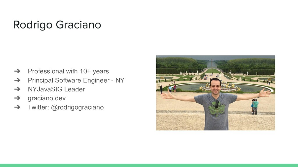 ➔ Professional with 10+ years ➔ Principal Softw...