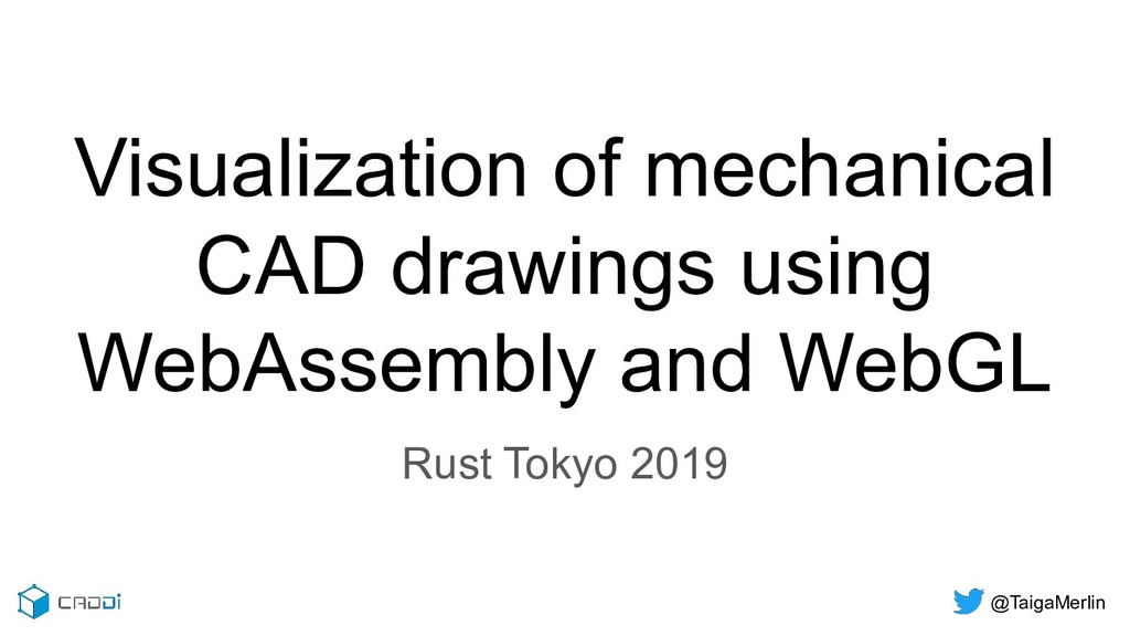 Visualization of mechanical CAD drawings using ...