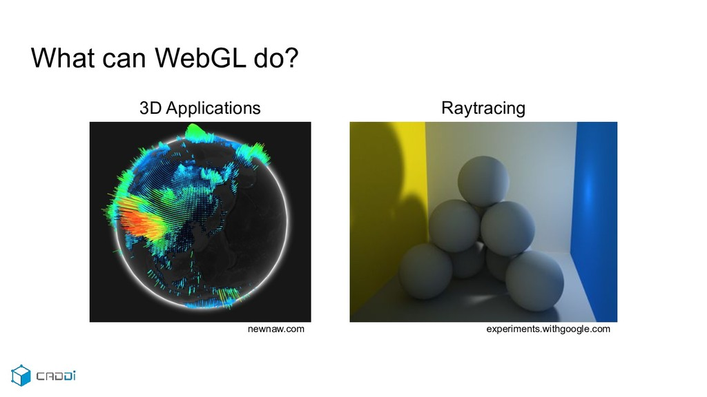 3D Applications Raytracing experiments.withgoog...