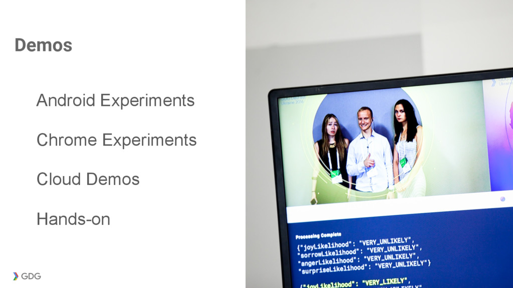 Demos Android Experiments Chrome Experiments Cl...
