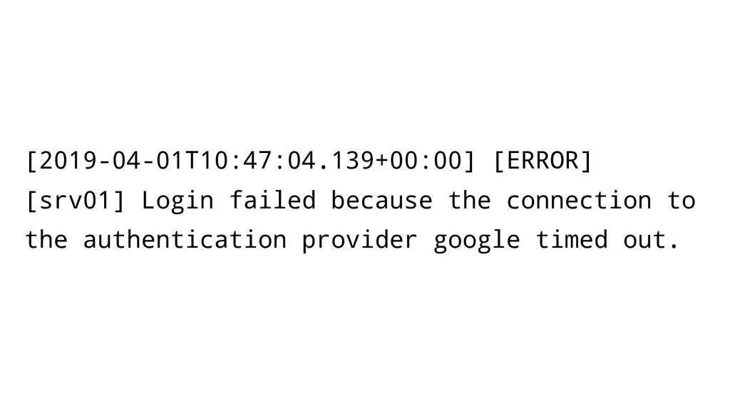 [2019-04-01T10:47:04.139+00:00] [ERROR] [srv01]...