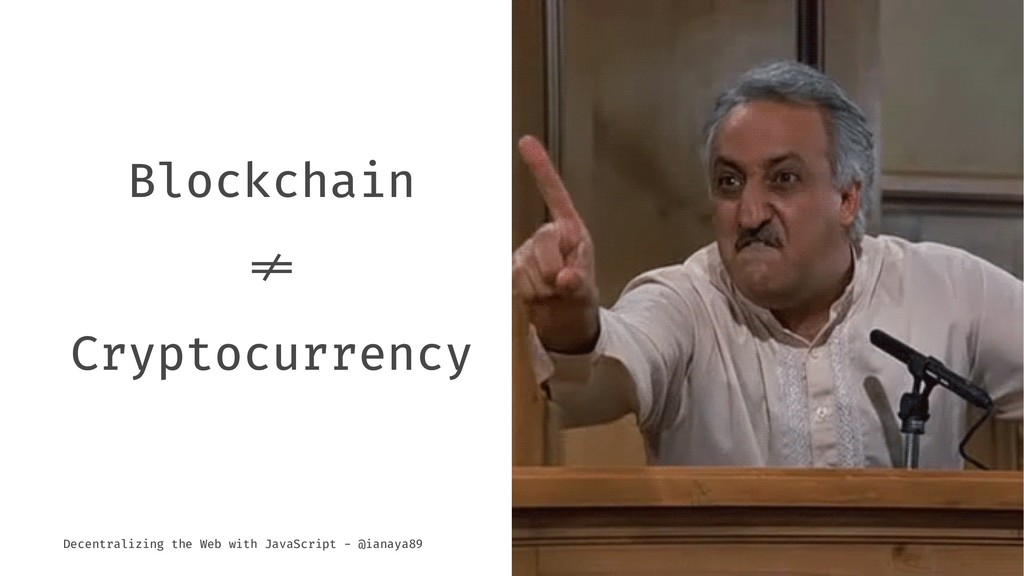 """Blockchain !"""" Cryptocurrency Decentralizing the..."""