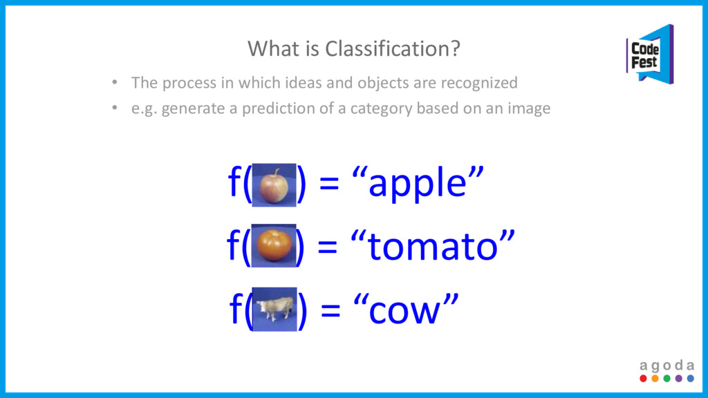What is Classification? • The process in which ...