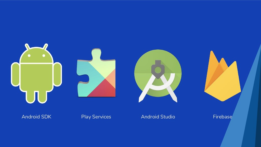 Android SDK Play Services Android Studio Fireba...