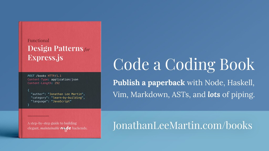 Code a Coding Book Publish a paperback with Nod...