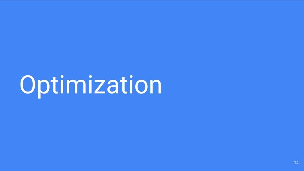 Optimization 14