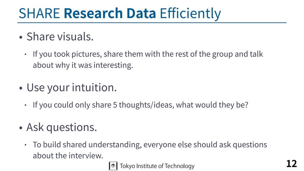 SHARE Research Data Efficiently • Share visuals. ...
