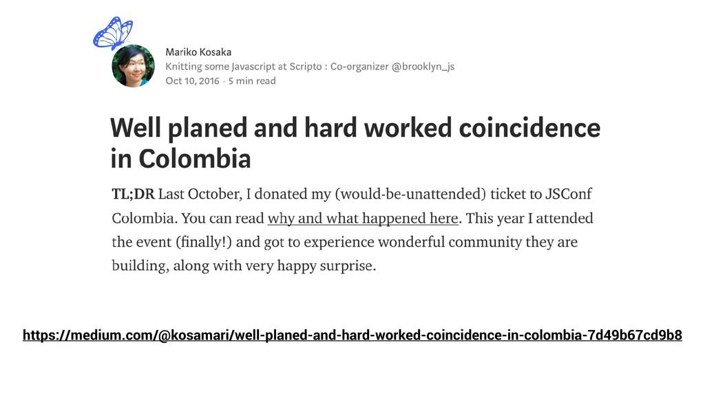https://medium.com/@kosamari/well-planed-and-ha...
