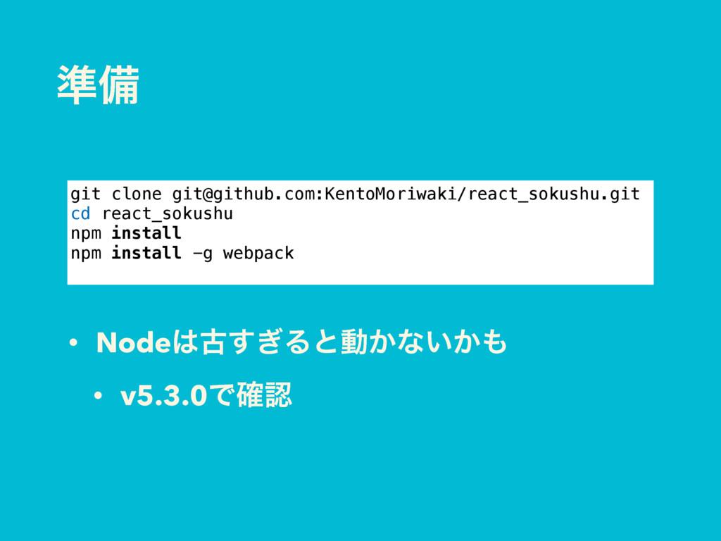 ४උ git clone git@github.com:KentoMoriwaki/react...