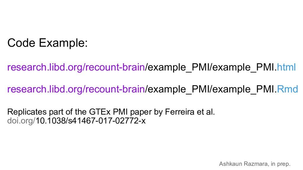 Code Example: research.libd.org/recount-brain/e...