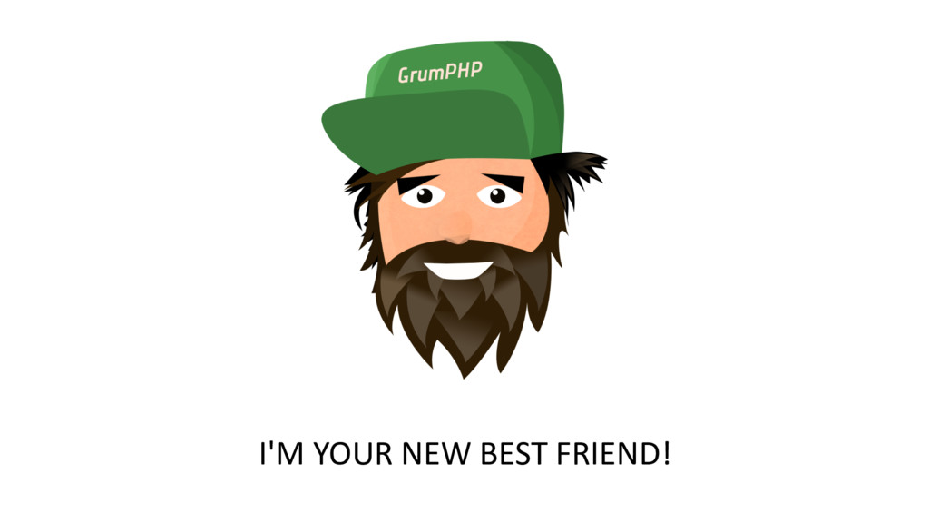 I'M YOUR NEW BEST FRIEND!