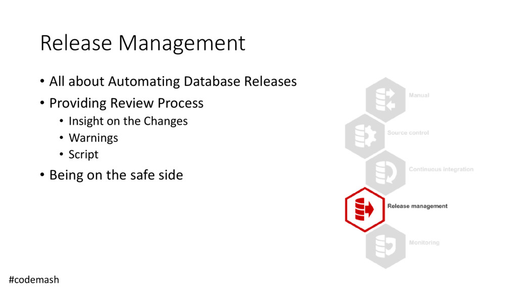 Release Management #codemash • All about Automa...