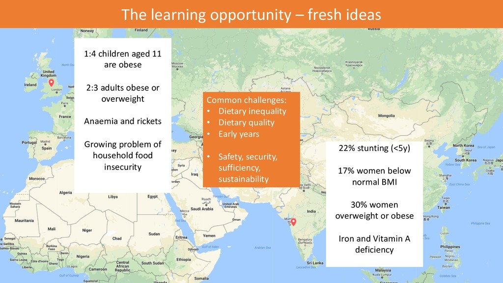 The learning opportunity – fresh ideas 1:4 chil...
