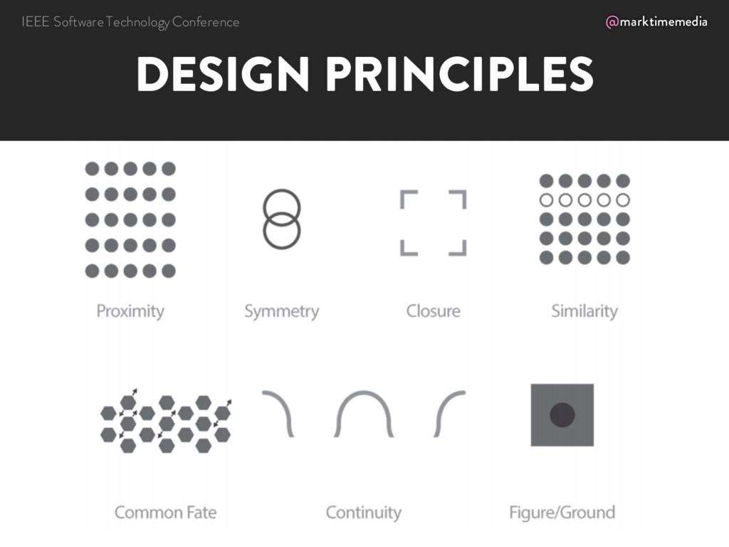 @marktimemedia DESIGN PRINCIPLES IEEE Software ...