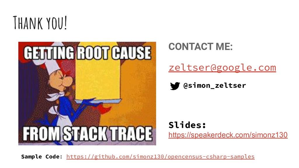 Thank you! @simon_zeltser CONTACT ME: zeltser@g...