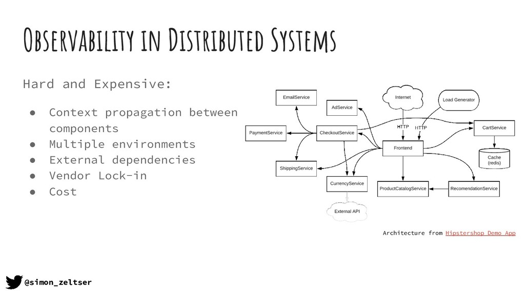 Observability in Distributed Systems Hard and E...