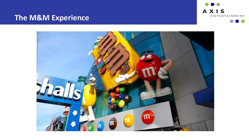 The M&M Experience