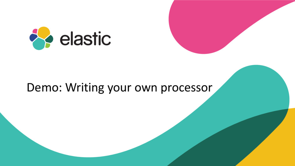 13 Demo: Writing your own processor