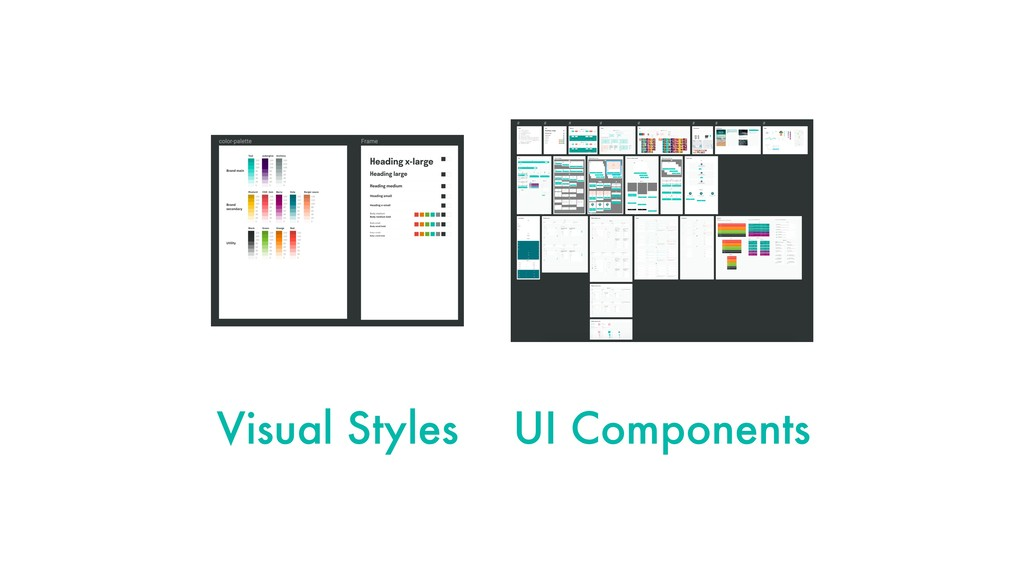 Visual Styles UI Components