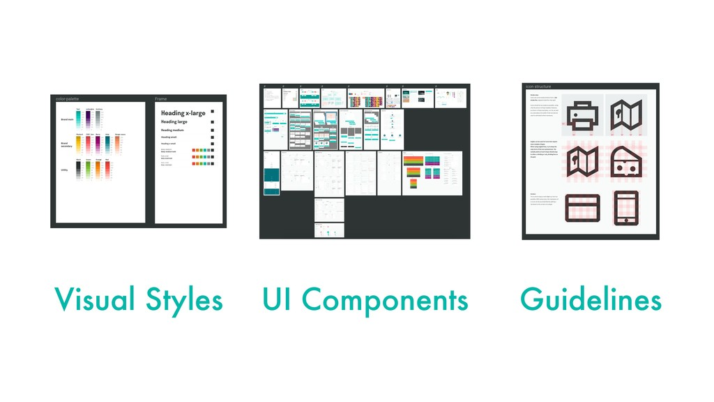 Visual Styles UI Components Guidelines