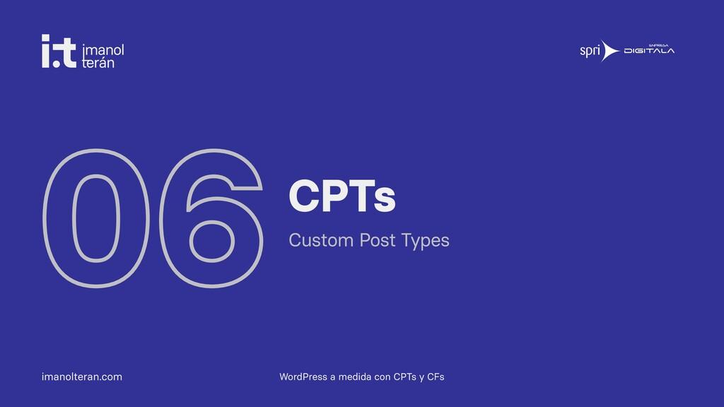 imanolteran.com 06CPTs Custom Post Types WordPr...