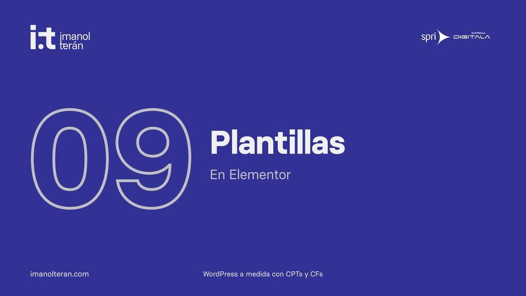 imanolteran.com 09Plantillas En Elementor WordP...