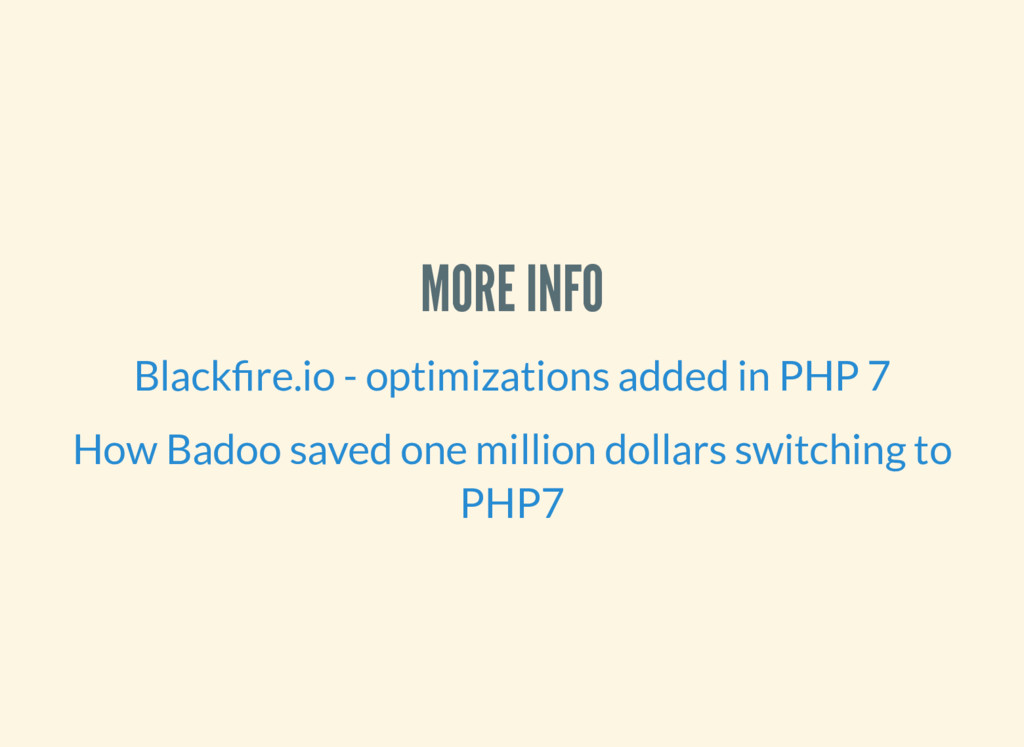 MORE INFO Black re.io - optimizations added in ...