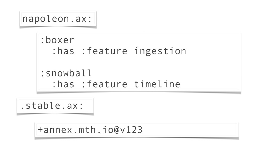 napoleon.ax: :boxer :has :feature ingestion ! :...