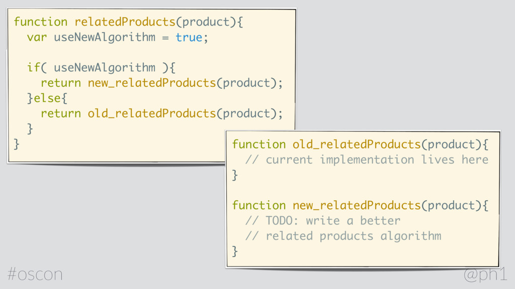 @ph1 #oscon function relatedProducts(product){ ...