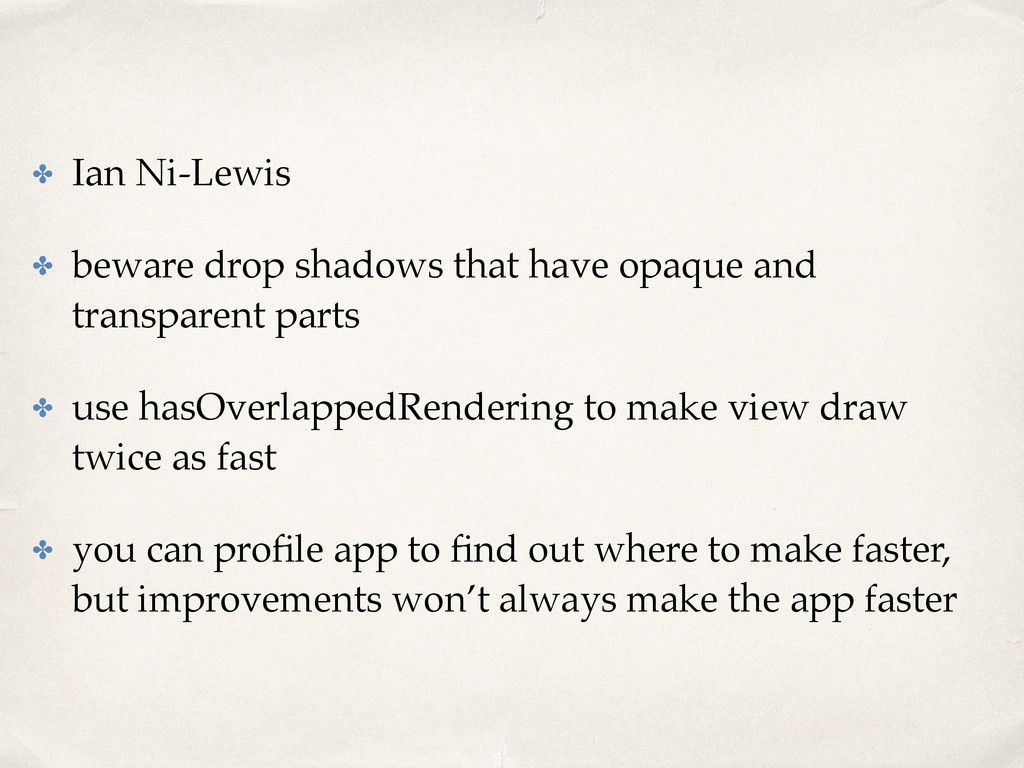 ✤ Ian Ni-Lewis ✤ beware drop shadows that have ...
