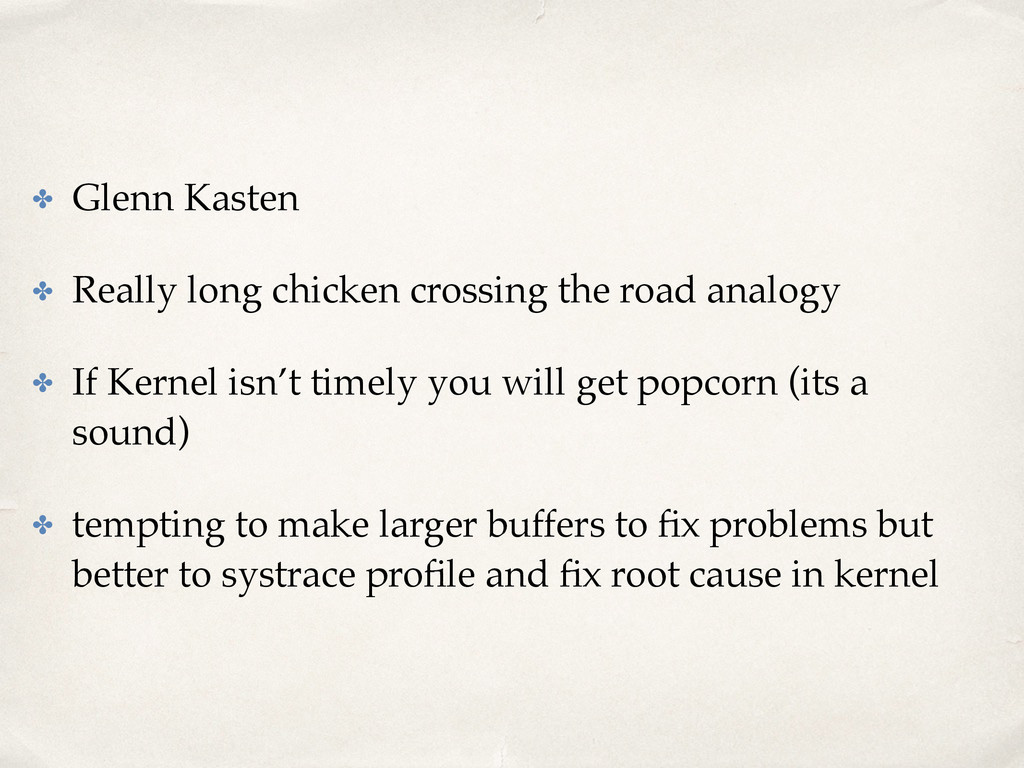 ✤ Glenn Kasten ✤ Really long chicken crossing t...