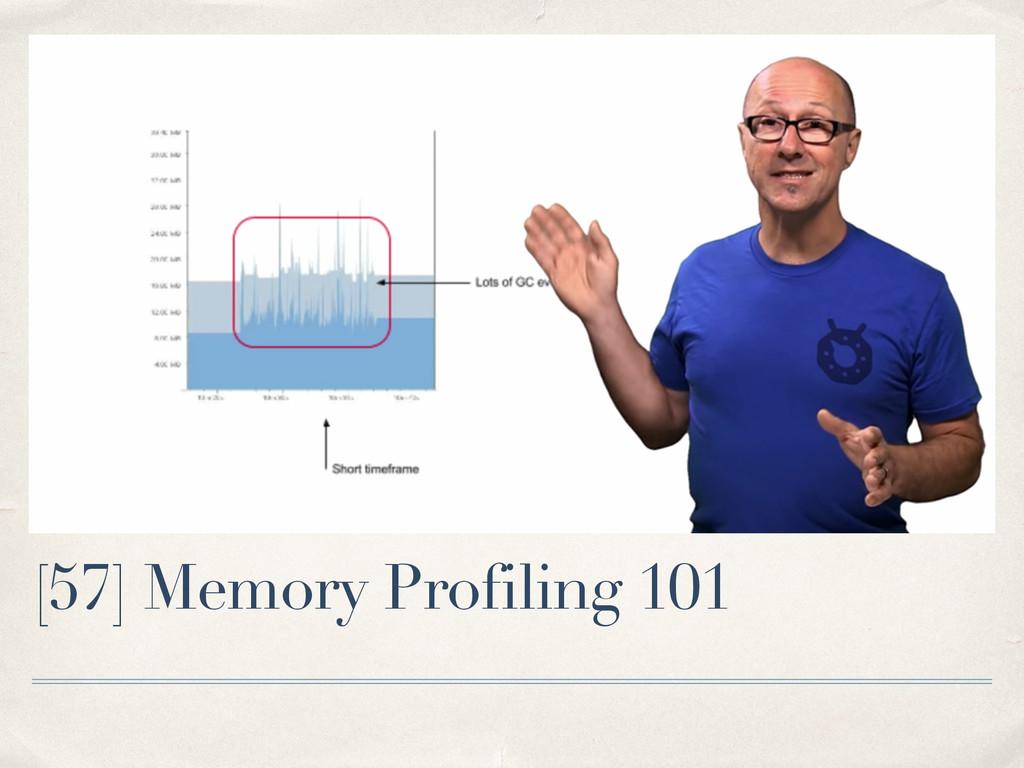 [57] Memory Profiling 101