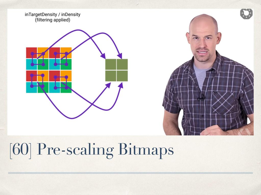 [60] Pre-scaling Bitmaps