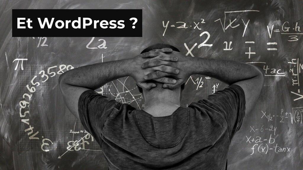 #seocamp Paris 2020 14 Et WordPress ?