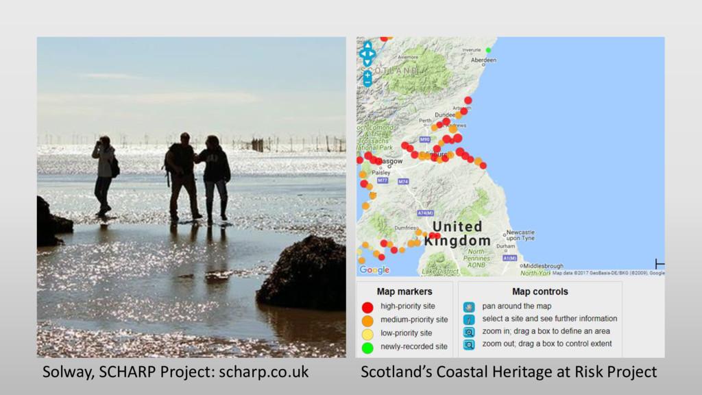 Solway, SCHARP Project: scharp.co.uk Scotland's...