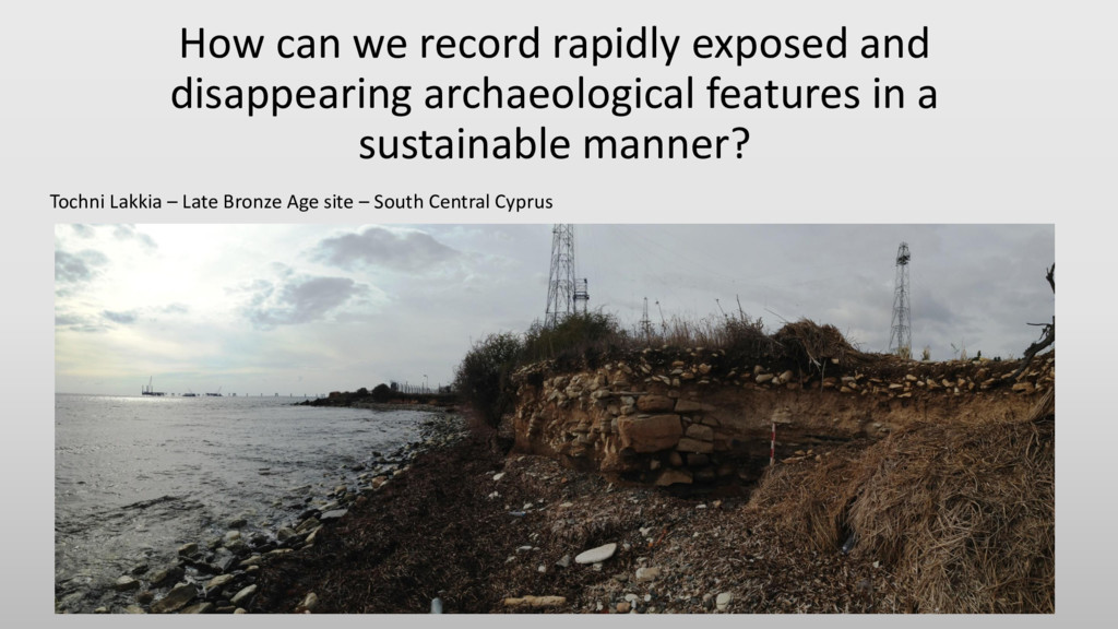 How can we record rapidly exposed and disappear...
