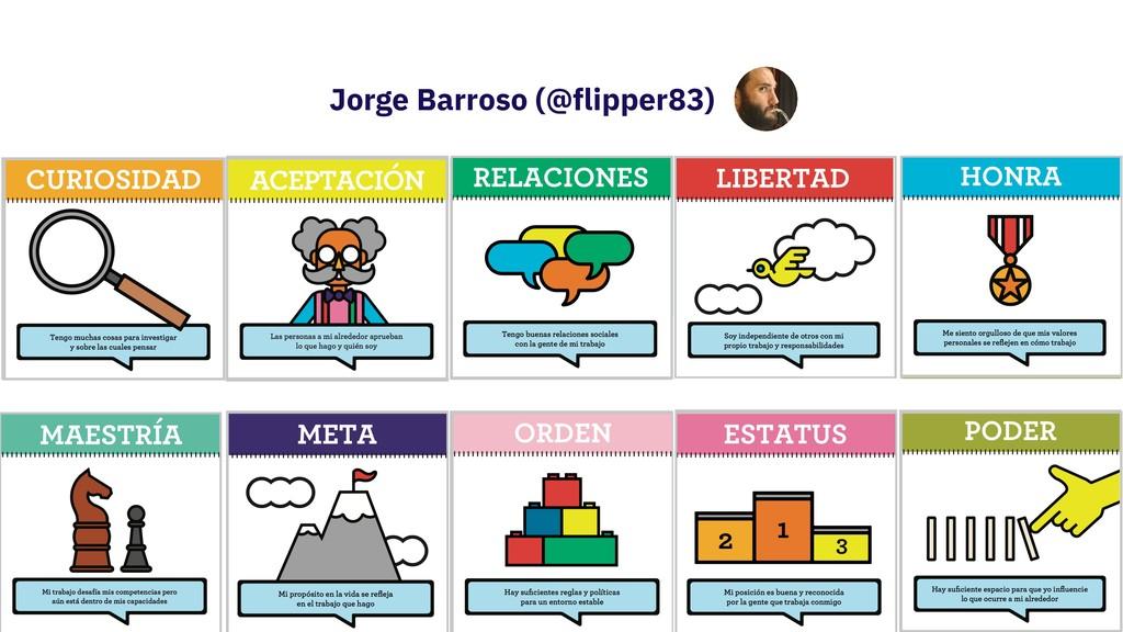 Jorge Barroso (@flipper83)