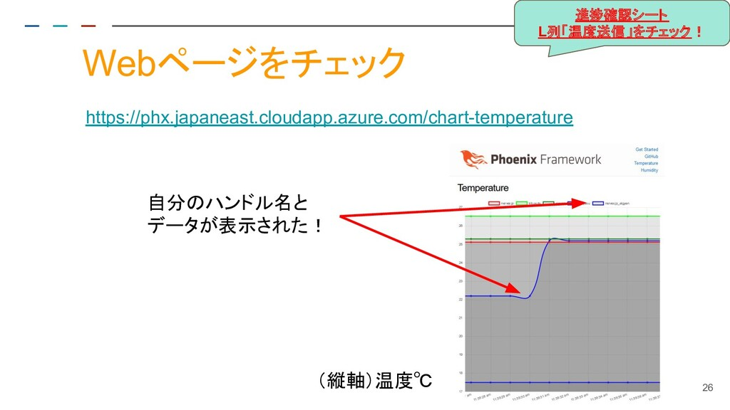 Webページをチェック https://phx.japaneast.cloudapp.azur...