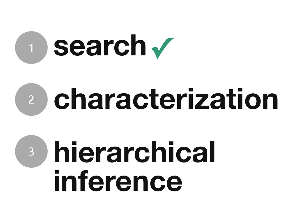 1 2 search characterization hierarchical infere...