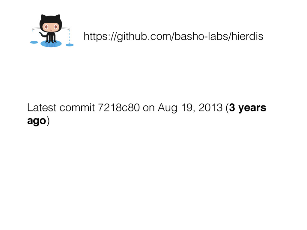 Latest commit 7218c80 on Aug 19, 2013 (3 years ...