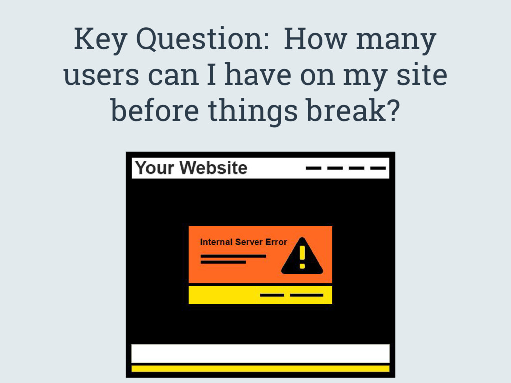 Key Question: How many users can I have on my s...