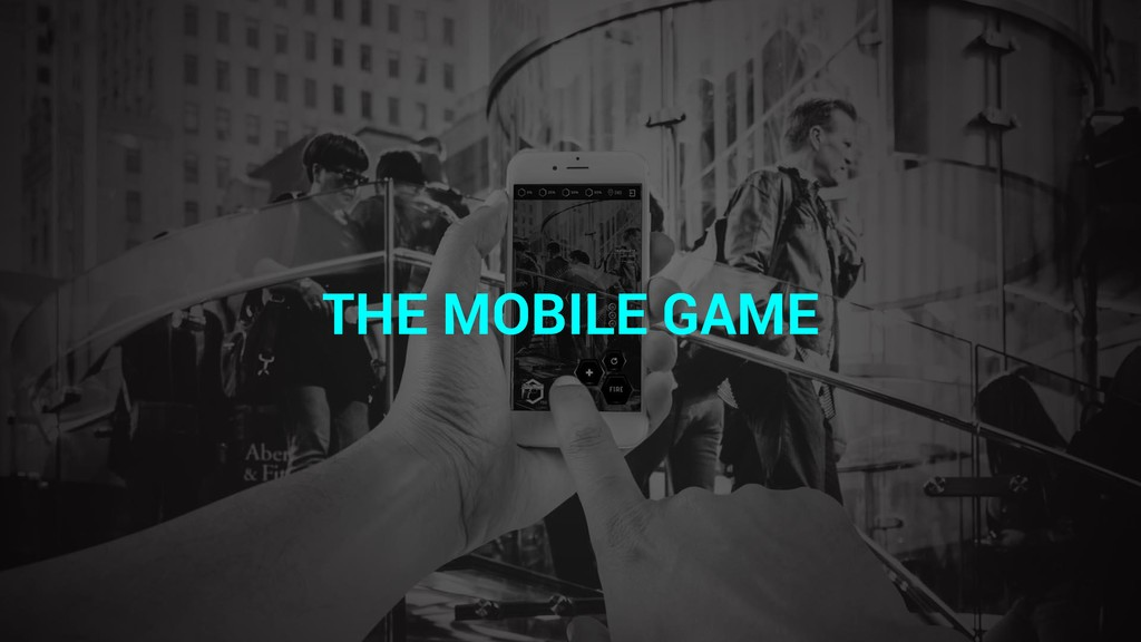 THE MOBILE GAME
