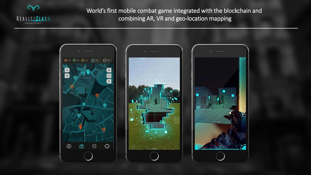 s World's first mobile combat game integrated w...