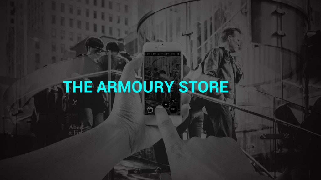 THE ARMOURY STORE